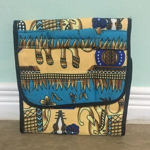 Handbags - NEW HANDMADE 3 Compartment Storage Bag